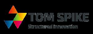 Tom Spike Logo_mit_Claim_quer