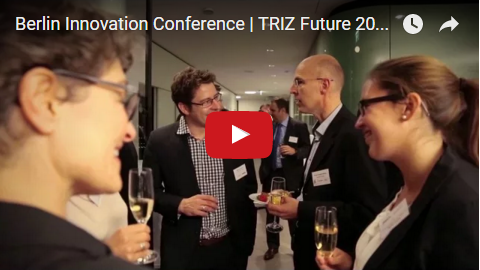 TRIZ Future 2015 - Brought To You By Tom Spike Innovation Consultancy