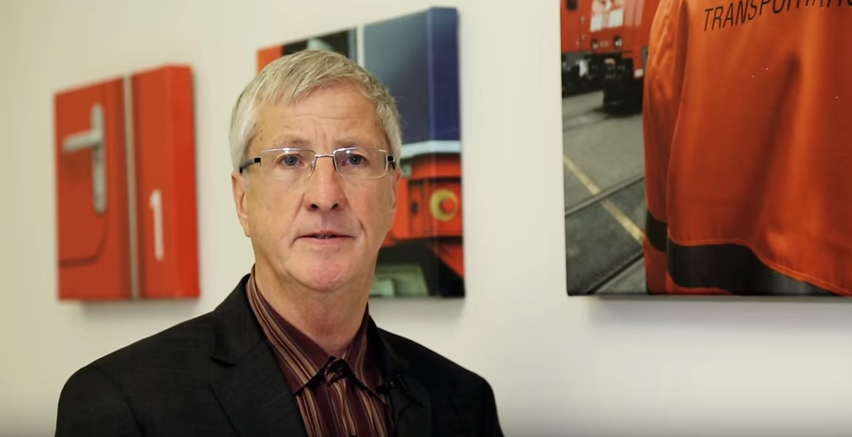TOM SPIKE - Thomas Nagel at Bombardier