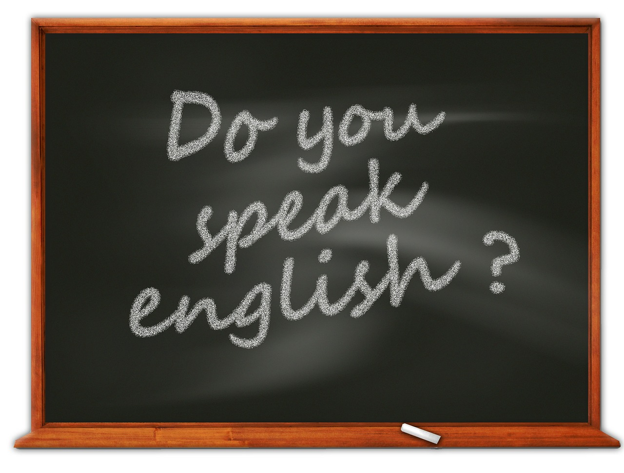 TOM SPIKE - Do You Speak English?