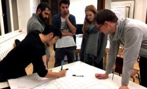 Innovationstraining und Service-Design mit TOM SPIKE - Gründerwerkstatt neudeli Uni Weimar