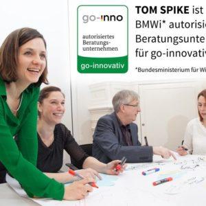 TOM SPIKE - Vom BMWi Autorisiertes Beratungsunternehmen Für Go-innovativ
