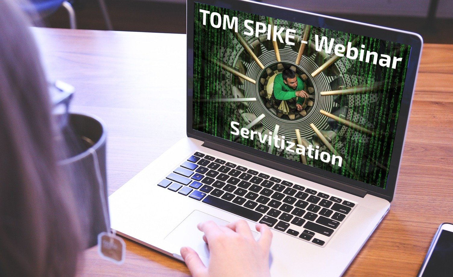TOM SPIKE - Structured innovation - Webinar - Servitization