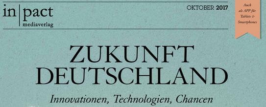 Logo des Magazins Zukunft Deutschland