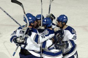Eishockey-Team