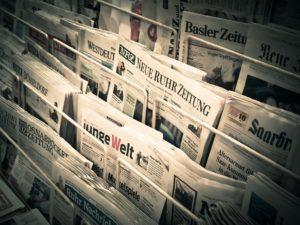 Zeitungskiosk