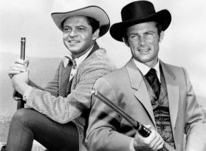 Sheriff mit Gewehr