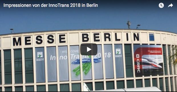InnoTrans - Die Bahnmesse