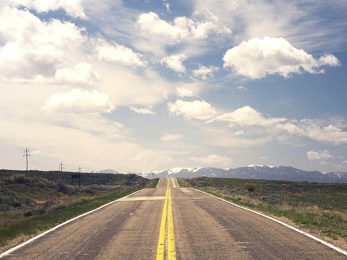 Freiraum als Erfolgsfaktor für Innovation - Freier Highway bis zum Horizont als Metapher