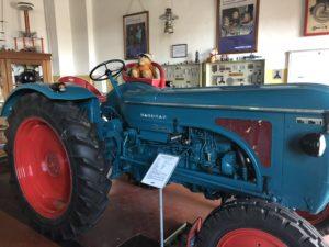 Hanomag im Maschinenmuseum Kiel