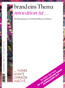 brand eins Innovation 2019