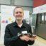 Yannic Adler Mit Seiner Akkuschrauber-Weltneuheit Vorm Launch