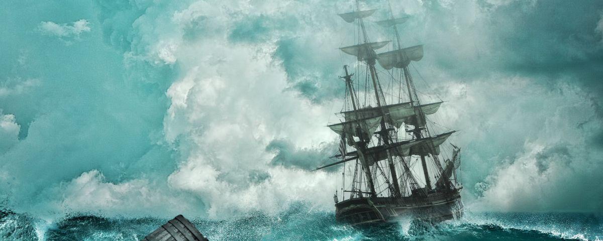 Segelschiff In Seenot Als Symbol Für Innovationsprozess Und Mögliche Fehler - TOM SPIKE