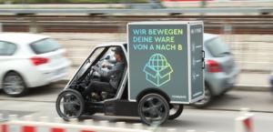 Pedelec Bio-Hybrid-Fahrzeug von Schaeffler
