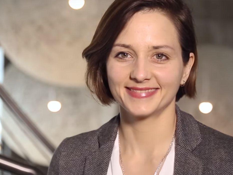 Innovationscoach Nina Defounga - TOM SPIKE