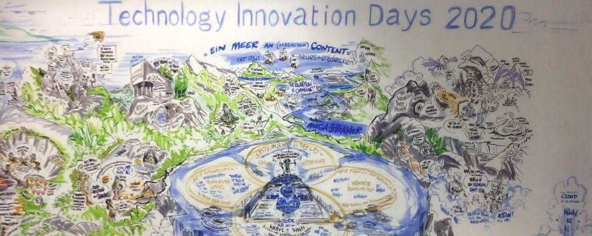 Technology Innovation Days 2020 @ 3IT Berlin