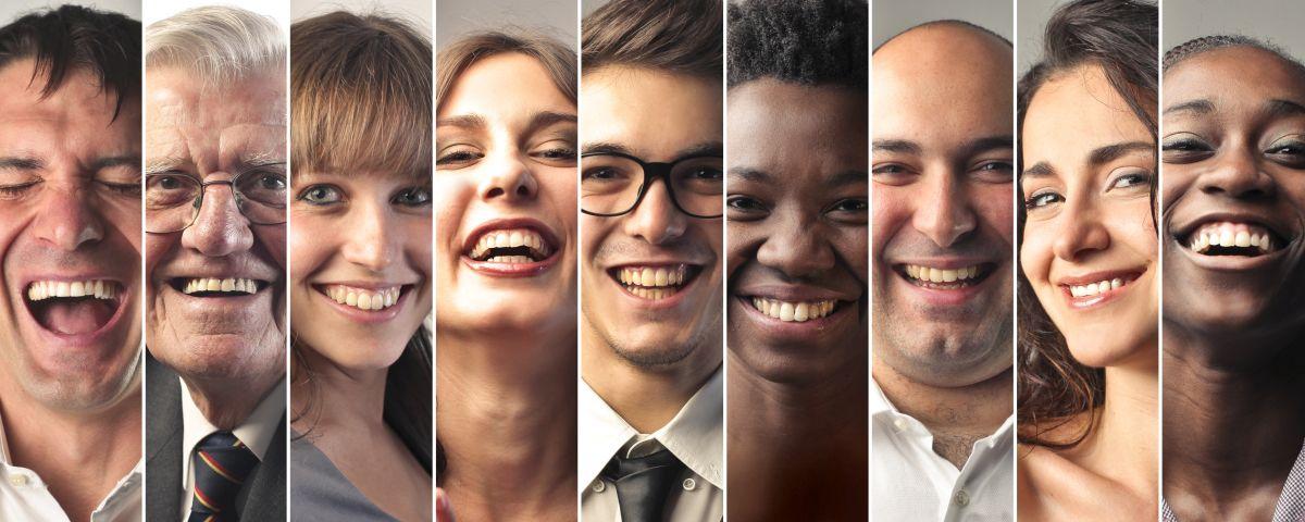 Workshopteilnehmer Frauen Männer Alte Junge Gesichter - TOM SPIKE Structured innovation