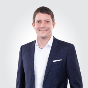 Dr. Simon Thierfelder, CTO Hatz Maschinenbau